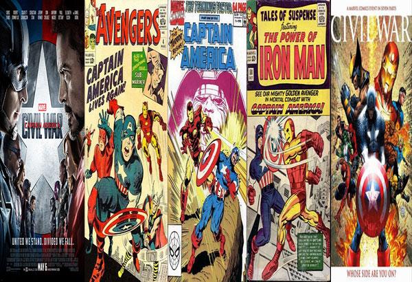Team Cap or Team Iron Man?
